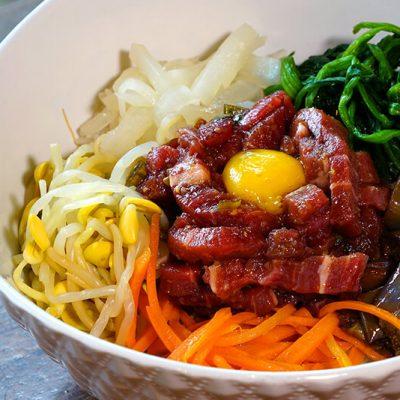 15 Beef Tartare Beef Sashimi Bibimbapw800