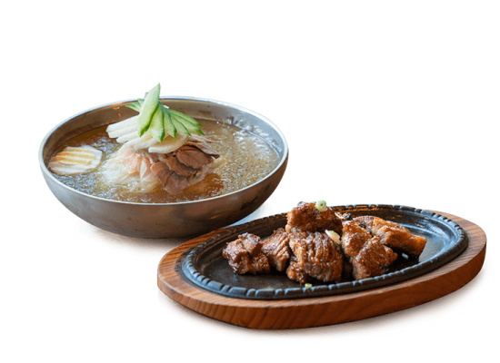 20-1 Pork-Mul Naengmyeon set_W800
