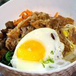 Beef Bibimbap, 소고기비빔밥-Kosoo Best Korean Restaurant In Downtown Vancouver