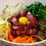 Beef Tartare, 육회비빔밥-Kosoo Best Korean Restaurant In Downtown Vancouver