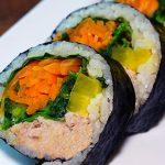 Tuna Gimbap, 참치김밥-Kosoo Best Korean Restaurant In Downtown Vancouver