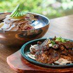 LA Bibim Naengmyeon set, LA갈비 비빔냉면 세트-Kosoo Best Korean Restaurant In Downtown Vancouver