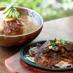 LA Mul Naengmyeon set, LA갈비 물냉면 세트-Kosoo Best Korean Restaurant In Downtown Vancouver