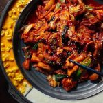 Cheese Chicken Galbi, 치즈닭갈비-Kosoo Best Korean Restaurant In Downtown Vancouver