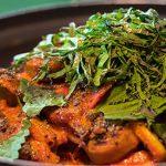 Spicy Makchang Soondae, 매운 막창순대-Kosoo Best Korean Restaurant In Downtown Vancouver
