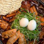 Jjajang Tteok-bokki, 짜장떡볶이-Kosoo Best Korean Restaurant In Downtown Vancouver