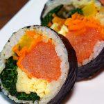 Myeongran Jeot Gimbap, 명란젓김밥-Kosoo Best Korean Restaurant In Downtown Vancouver