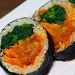 Kimchi, 김치김밥-Kosoo Best Korean Restaurant In Downtown Vancouver