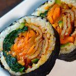 Ttangcho Gimbap, 땡초김밥-Kosoo Best Korean Restaurant In Downtown Vancouver