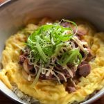 Tuna& Egg Deopbap, 참치계란덮밥-Kosoo Best Korean Restaurant In Downtown Vancouver