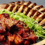 Jokbal and Bossam Half & Half, 족발보쌈 반반-Kosoo Best Korean Restaurant In Downtown Vancouver